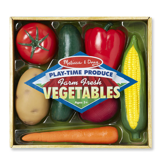 Play-time Produce Vegetable Set