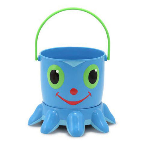 Flex Octopus Pail and Sifter Set