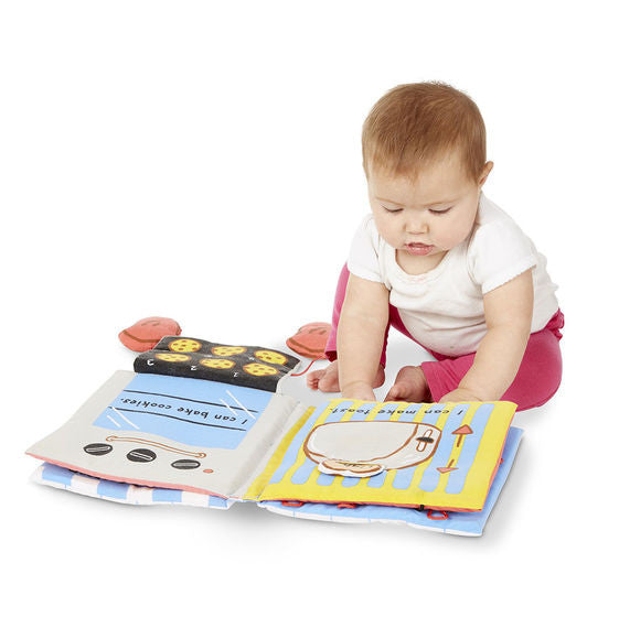 Little Chef Soft Baby Book