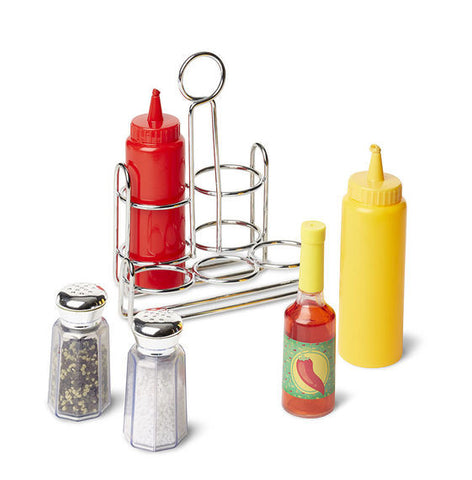 Let's Play House! Condiments Set