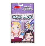 Water Wow! Makeup and Manicures