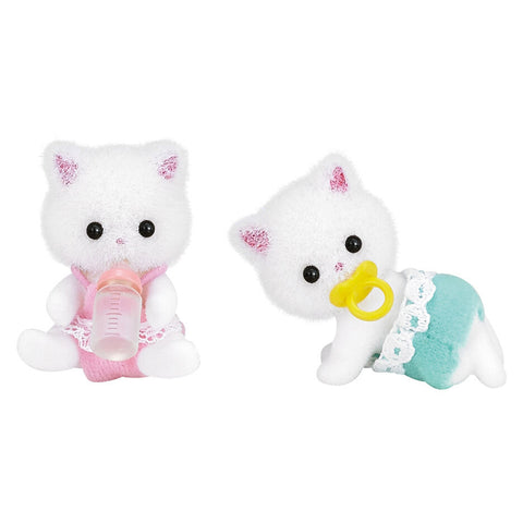 Persian Cat Twins Set