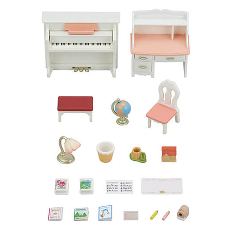 Piano and Desk Set