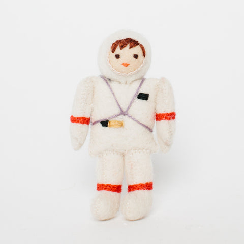Wool Felt: Space Explorer Toy