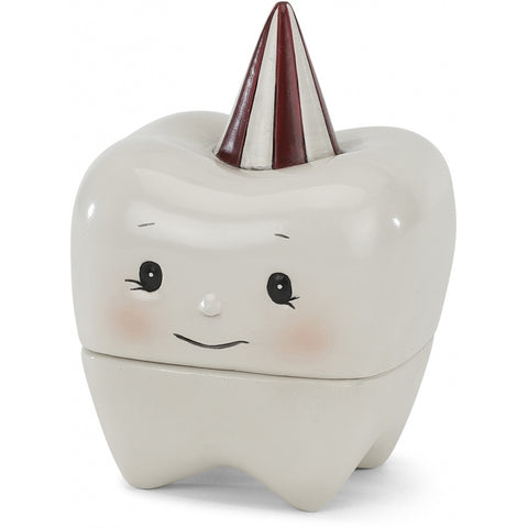 Ceramic Tooth Box
