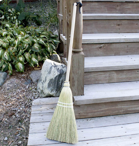 Child's Natural Broom-Regular Size