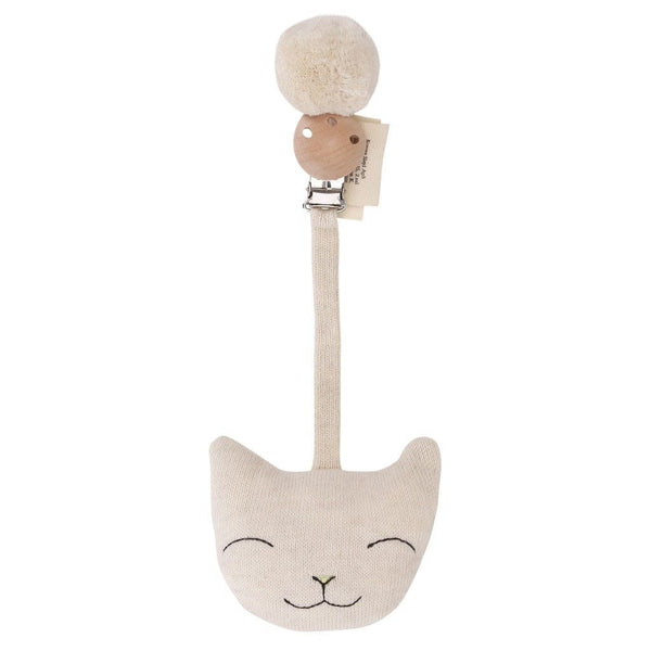 Cat Pram Toy Clip