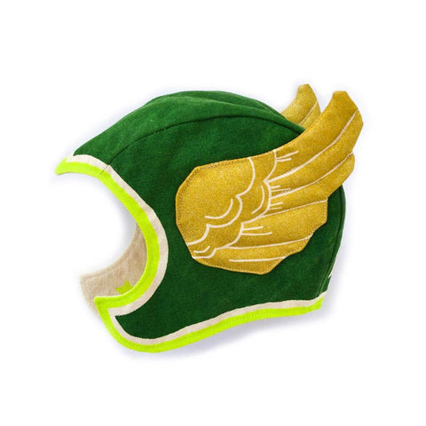 Green Winged Hat