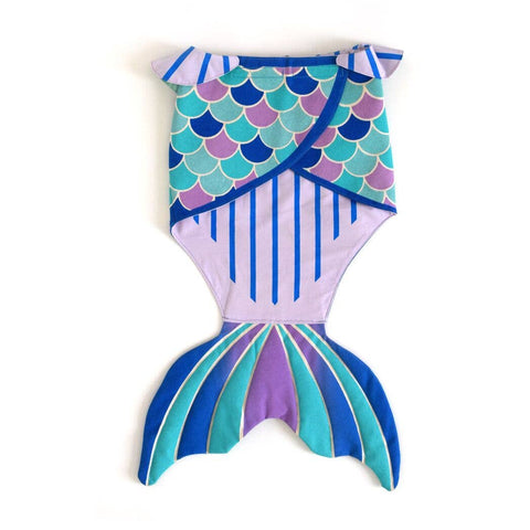 Mermaid Dress- Up Set