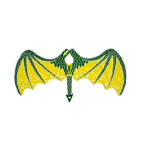 Green Dragon Wings Cape