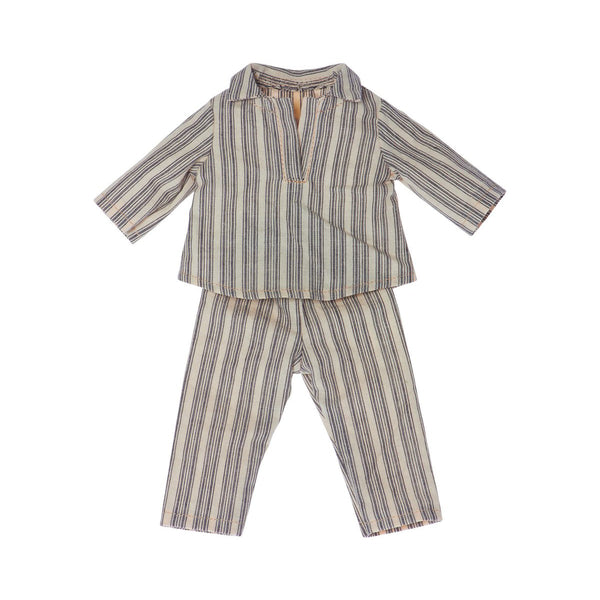 Best Friends Striped PJ's Set
