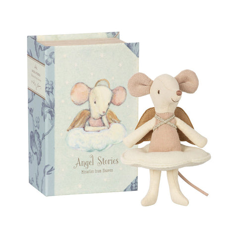 Angel Mouse in a Book