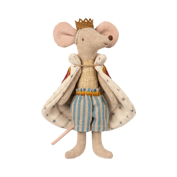 King Mouse Outfit Set