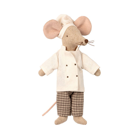Chef Mouse Doll