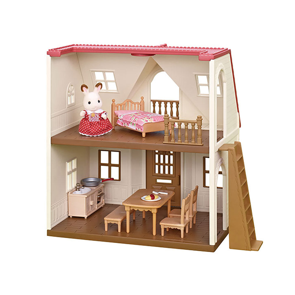 4e5ca8b81f71 Red Roof Cozy Cottage Kit. Calico Critters