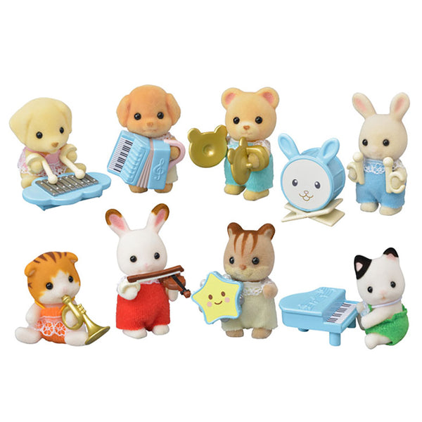 Blind Bags: Baby Band Kit
