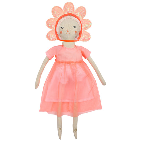 Doll Flower Dress Up Set