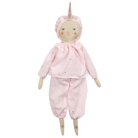 Doll Unicorn Dress Up Set