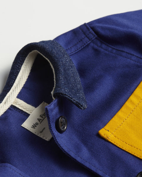 Pablo Jacket- Blue