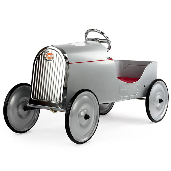 Legend Pedal Car- Silver