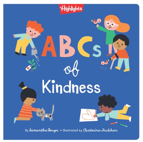 ABC's of Kindness Book