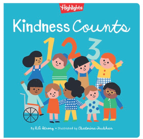 Kindness Counts-123 Book