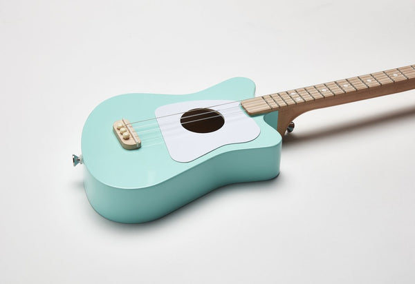 Loog Mini Guitar- Mint Green