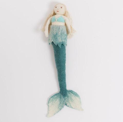 Wool Felt: Harper Mermaid Toy