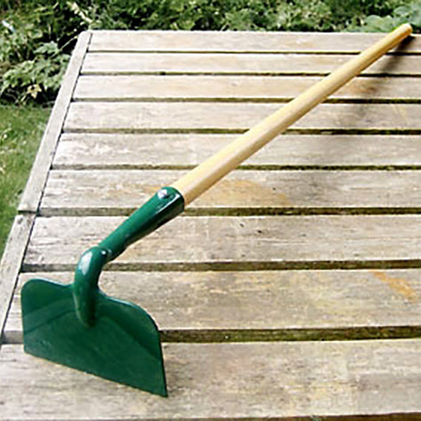 Gardening Tools For Kids: Hunter Green Hoe