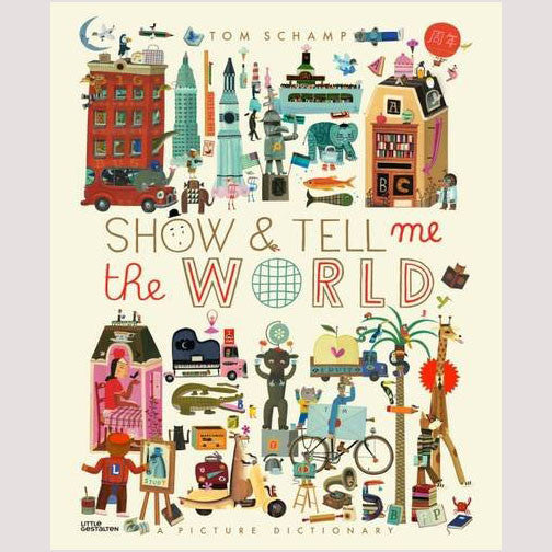 Show & Tell me The World Book