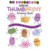 Ed Emberley's Great Thumbprint Activity Book