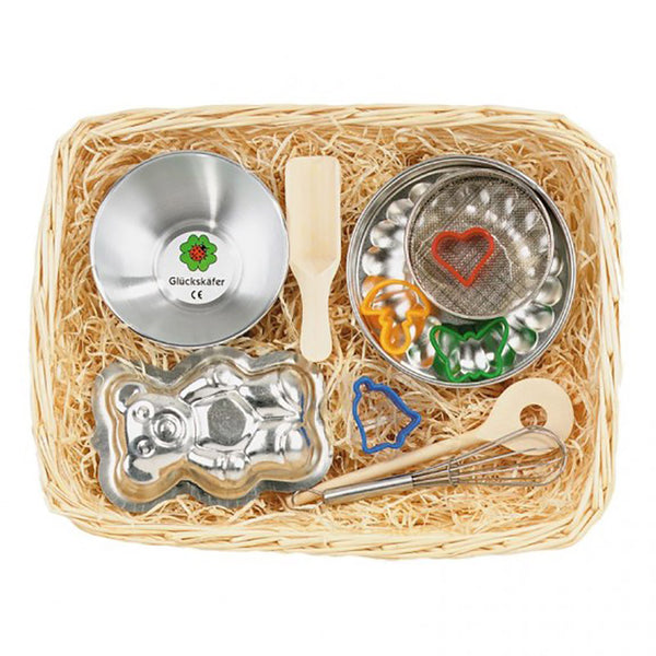 Bear Baking Set