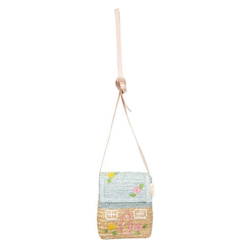 Cottage Spring Straw Bag