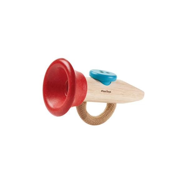 Wooden Kazoo Toy