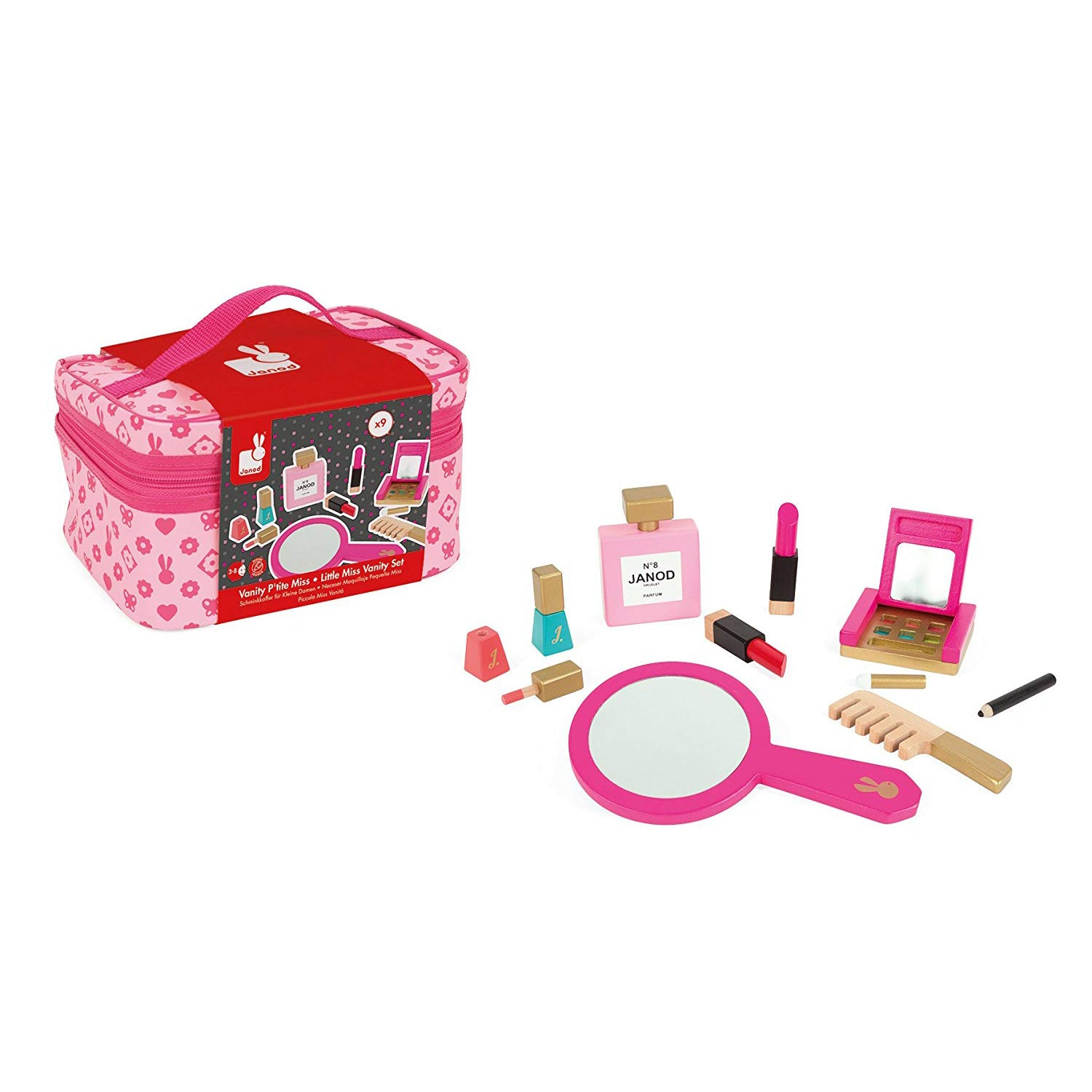 Little Miss Vanity Makeup Set