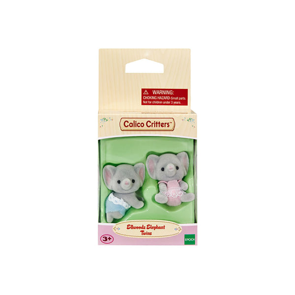 Elwoods Elephant Twins Set