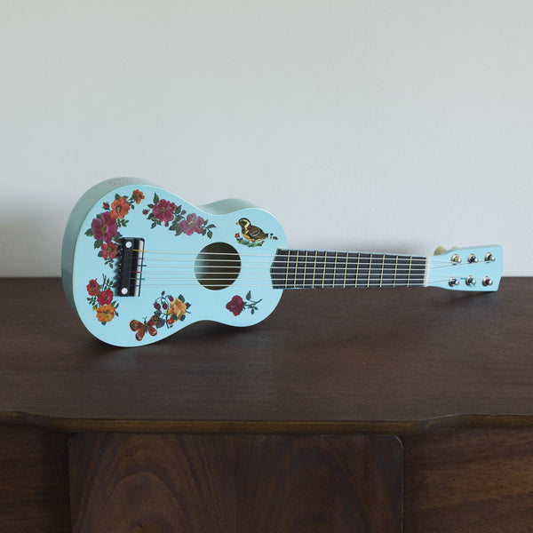 Guitar By Nathalie Lete