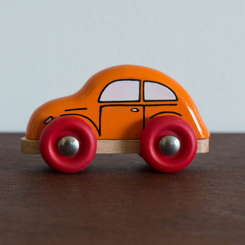 Mini Beetle Car