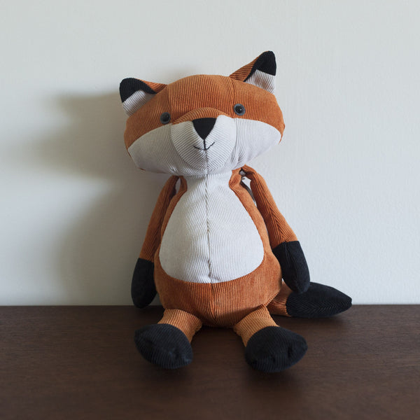 Folksy Foresters Fox Doll