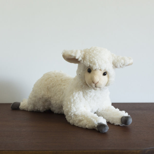 Little Lamb Stuffed Animal