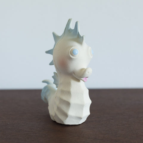 Bubbles the Sea Horse Rubber Toy