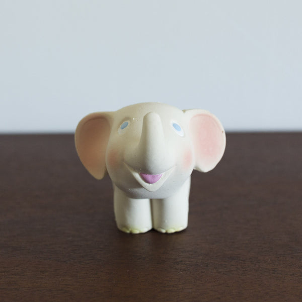Nelly the Elephant Rubber Toy