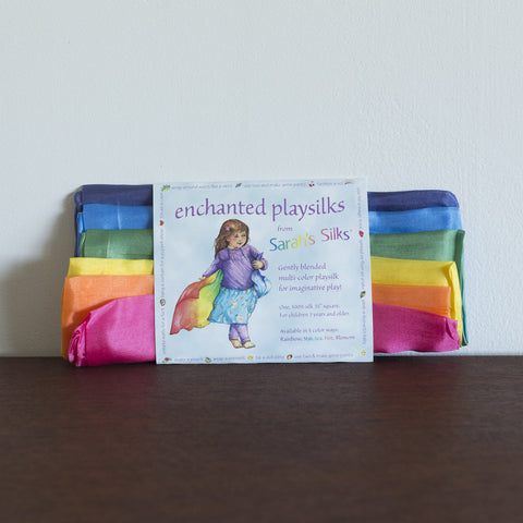 Rainbow Playsilks