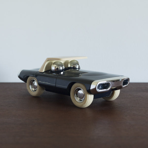 Maverick Thunderbird Car- Black