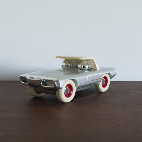 Maverick Thunderbird Car- Silver