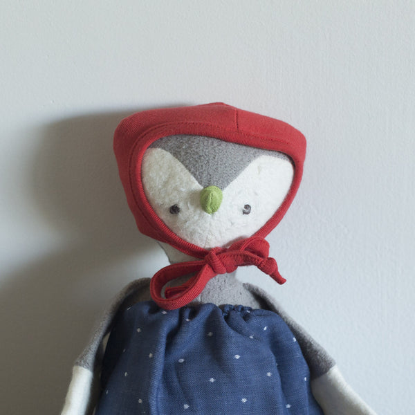 Lucy Owl Doll