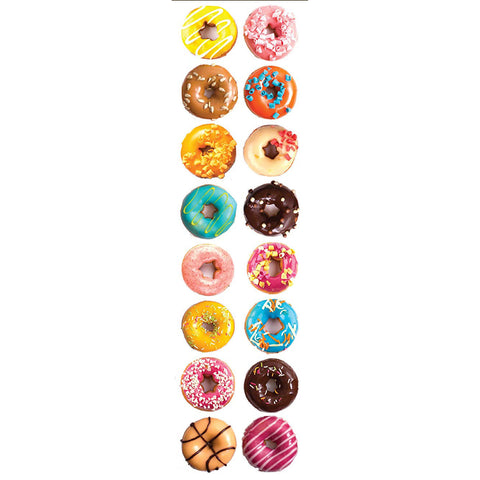 Cute Donut Stickers