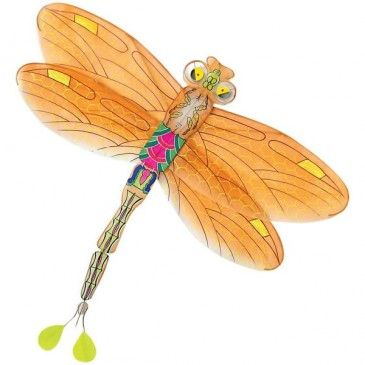 Bamboo Silk Kite- Dragonfly