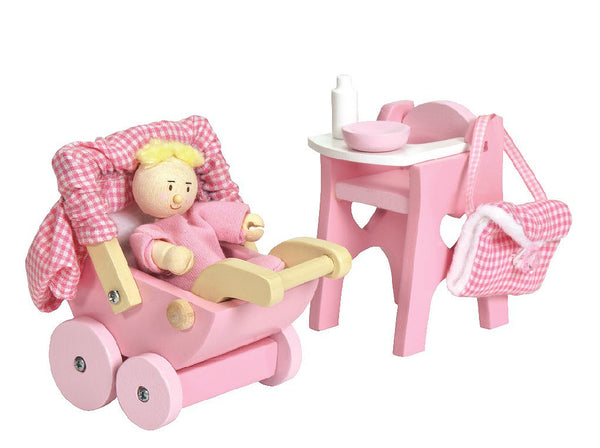 Nursery Doll Set