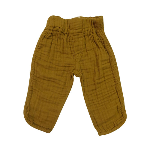 Infant Naxos Runner Pant- Chartreuse